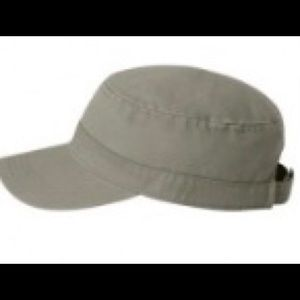Valucap Mens Fidel Cap Cadet Military Style Vintage Hat VC800